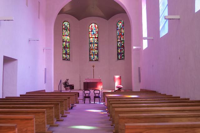 Klosterkirche-Stift-Neuburg Heidelberg