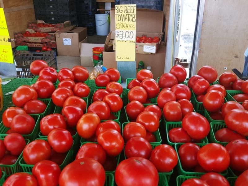 St Jacob's Farmer's Market