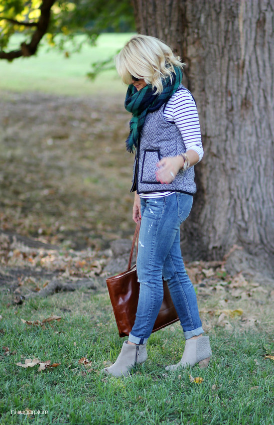 Hi Sugarplum | {5 Ways} Fall Style