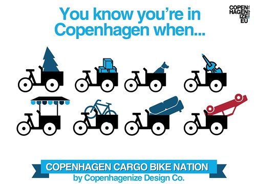 Cargo Bike Nation - by Copenhagenize Design Co.
