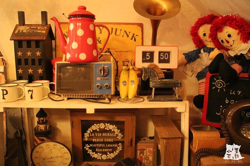 【新北市。板橋咖啡館】來板橋喝下午茶!Petit Tuz小兔子鄉村輕食雜貨鋪(雜貨店 · 咖啡店)