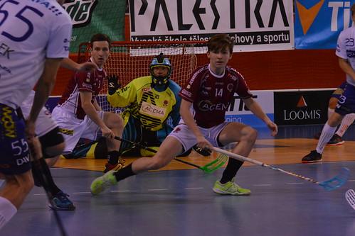 ACEMA Sparta Praha vs. 1.SC Vítkovice Oxdog