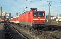 * DB  112 121  bis  112 136