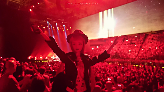 Desde Madrid a Barcelona para el Concierto de U2