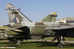 XX730 EC - S-27 - Royal Air Force - SEPECAT Jaguar GR1 - Polish Aviation Musuem - Krakow, Poland - 151010 - Steven Gray - IMG_0615