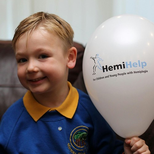 Hemiplegia Awareness Week 2015