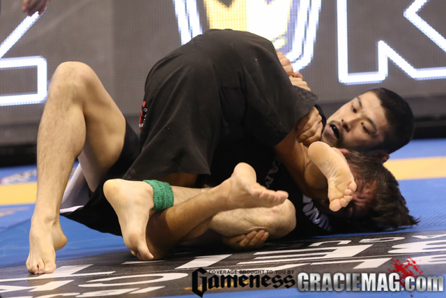 2015 Worlds No-Gi - Day2 - Black Belt semifinals