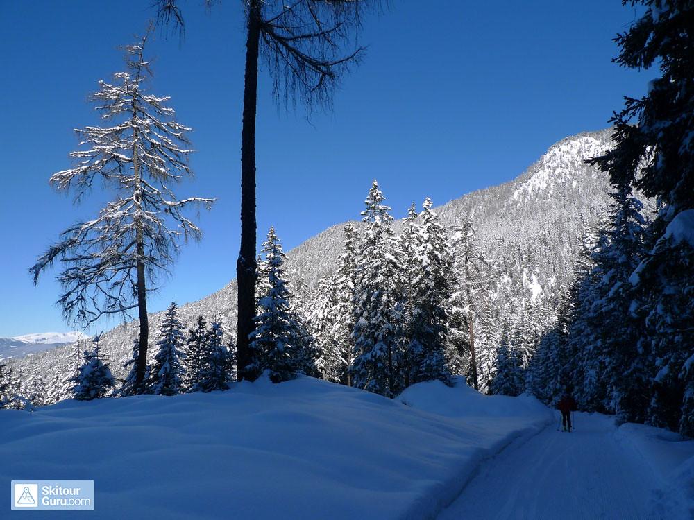 Zendleserkofel (Day 1, H. Route Dolomiten) Dolomiti Italien foto 16
