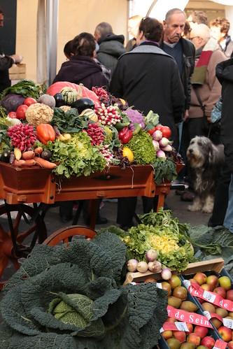 Fruits et legumes à Rouen