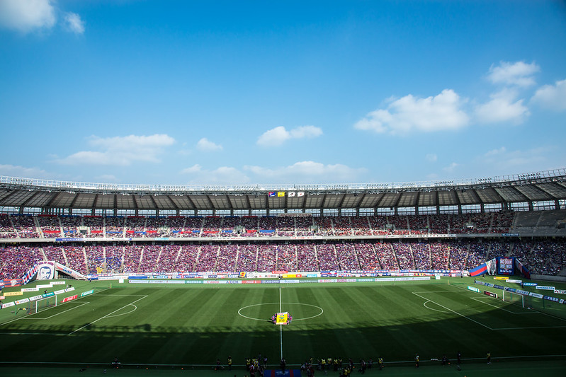 FC東京vs浦和 2015明治安田生命J1リーグ 2ndステージ