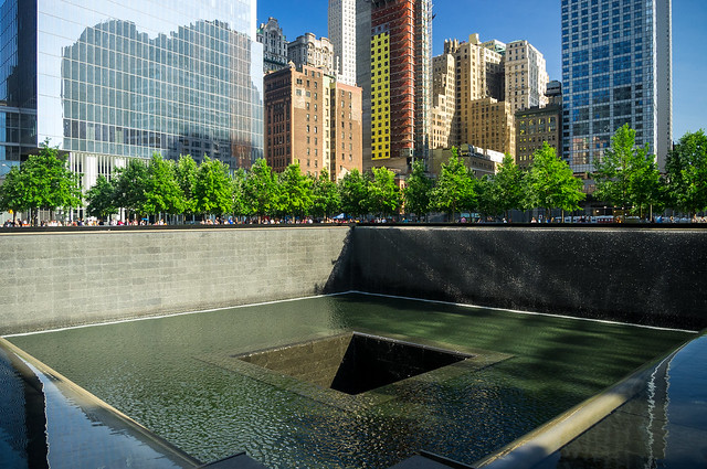 9/11 Memorial, Manhattan, New York