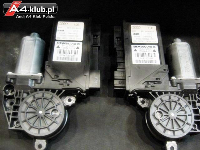 75237 - Instalacja modułu pamięci ustawień fotela kierowcy i lusterek - 2