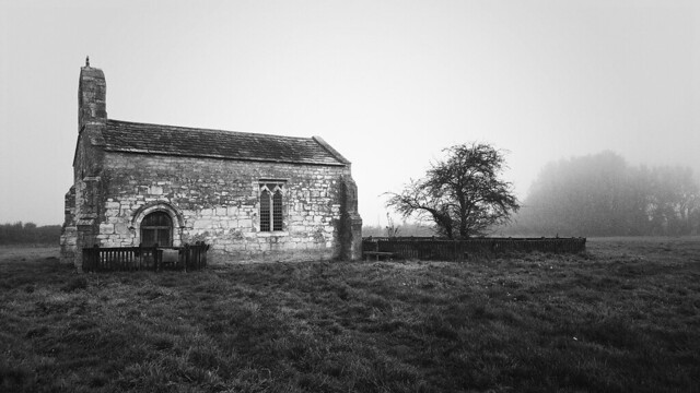 St Mary's Chapel, Lead, Yorkshire