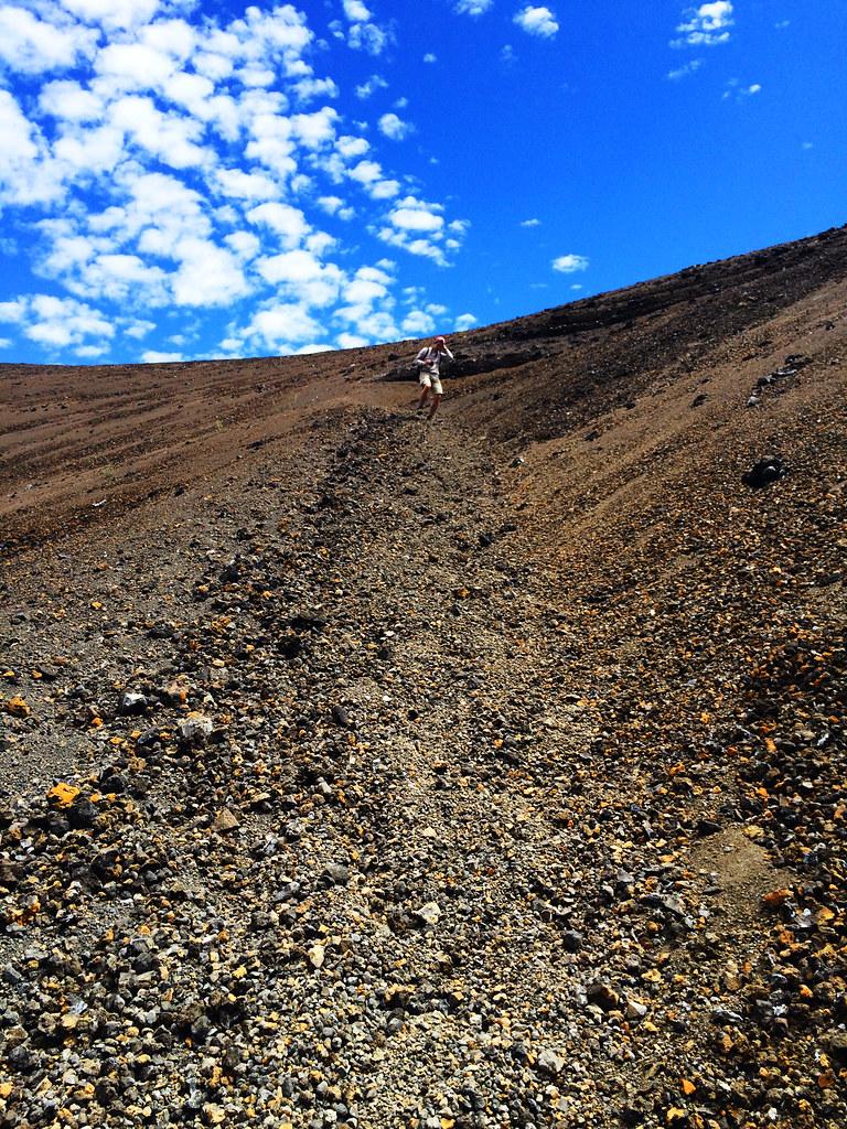 Cinder Cone, Lassen Volcanic National Park, CA, USA