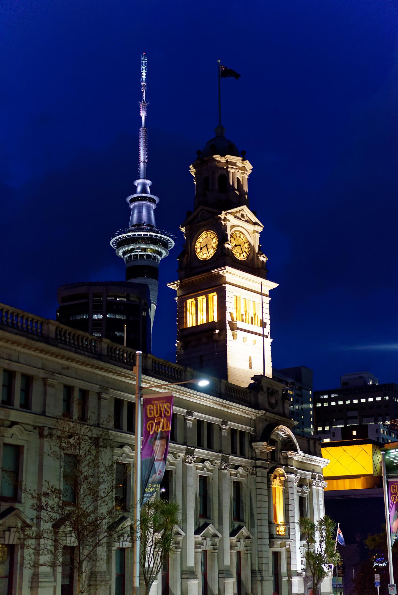 Sky Tower - Auckland