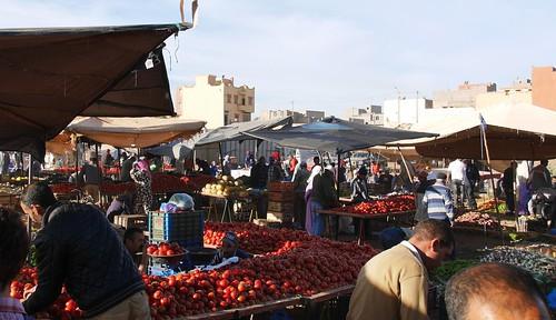 essen laden morocco marokko