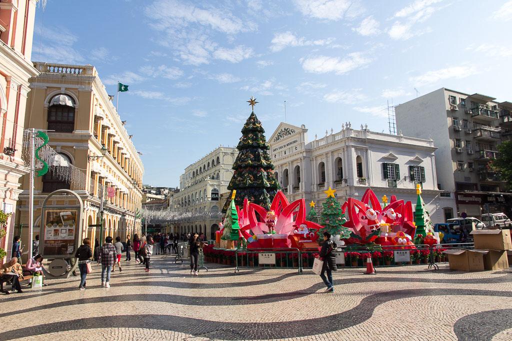 Macau zur Weihnachtszeit-19