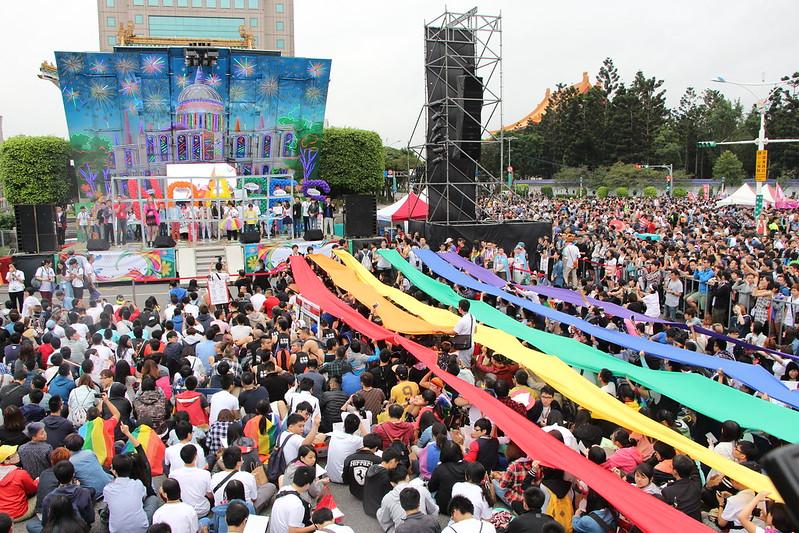 2015.10.31同志大遊行