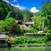 Hida Folk Village (Explored) by Jake in Japan