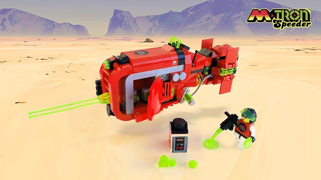 M-Tron Speeder
