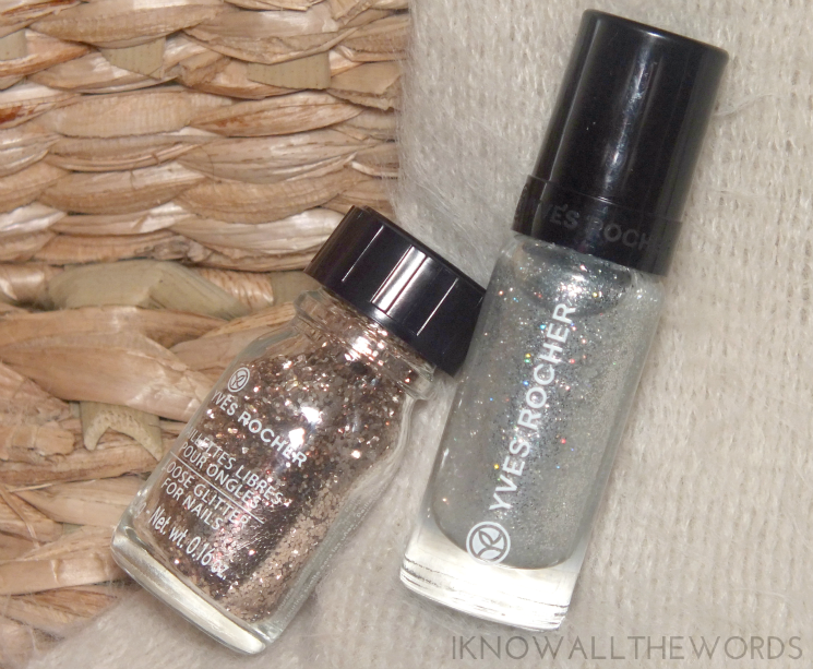 Yves Rocher Holiday 2015 Loose Glitter and Silver Glitter For Nails (3)
