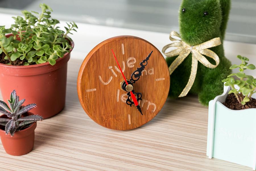 1041103-台中豐原區-Sylvia創意小學堂-成品照時鐘