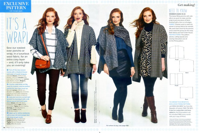 Prima Magazine - Pattern, November 2015 (02)