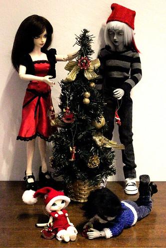 [Withdoll Juwel, MNF Yder] Noël chez maison Feles 23301413983_faa95112d2