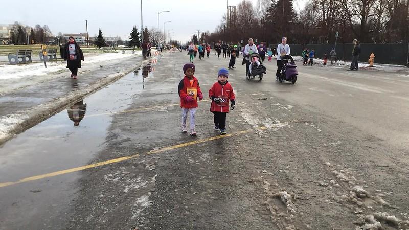 Anchorage Turkey Trot 2015