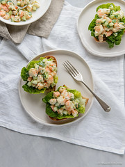 Prawn Salad Sandwiches