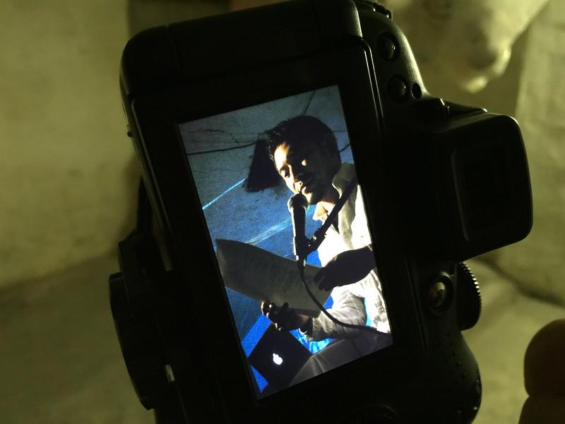 Kin Taii Presents 「Deep Unconscious サウンドコラージュとビジュアルによるライブパフォーマンス」