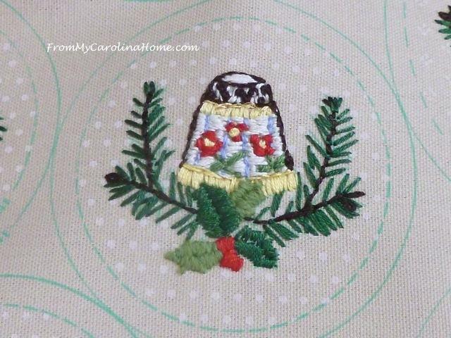 Stitching Ornaments Week 9 - 4