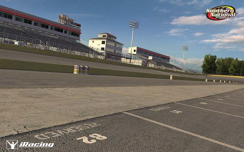 iRacing 2016 Season 1 Build