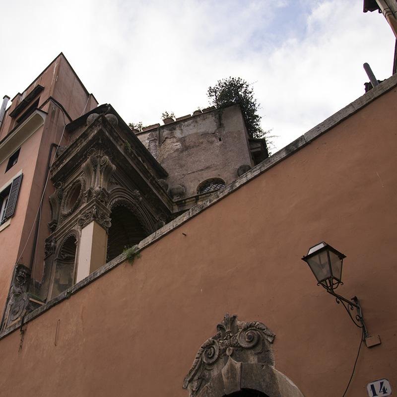 Roma Via di Pallacorda