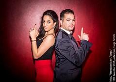 Beatriz and Mo, Tango for life, Antwerpen, December 2015