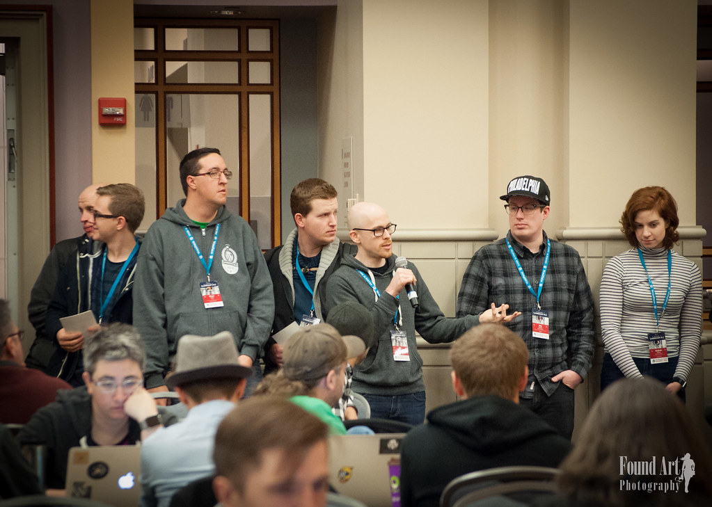 2015 WordCamp US - Contributor Day