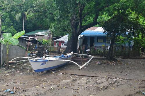 Boat, Papaya, Batangas, Phlippines