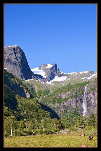 CAMINO A NORDFIJORD - Noruega