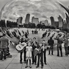 The Giant Bean in Chicago
