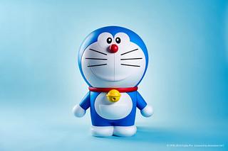 超大尺寸 哆啦A夢「Doraemon Mega」溫馨現身!