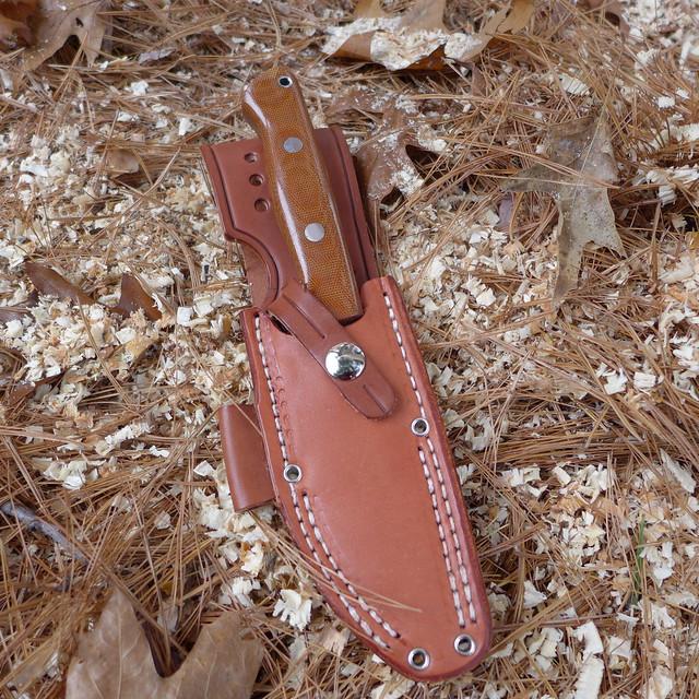 Super Steel Knife: Bark River Bravo LT in 3V | GearJunkie
