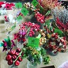 Wreath decorations from @urbangardencenter