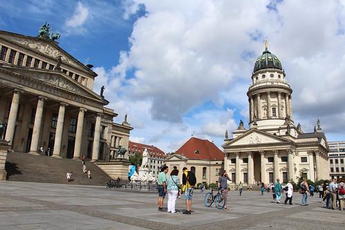 Berlin - Konzerthaus Berlin & Französischer Dom