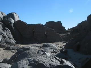 Masida ruins entrance