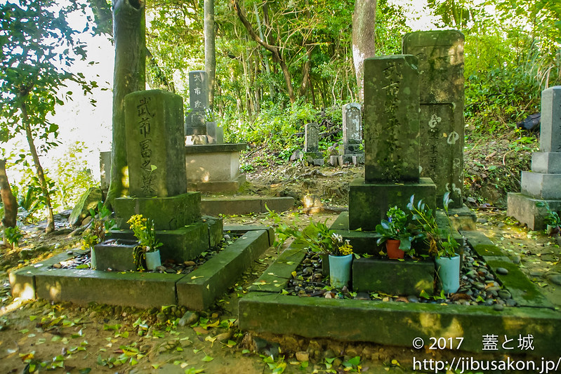 半平太の墓