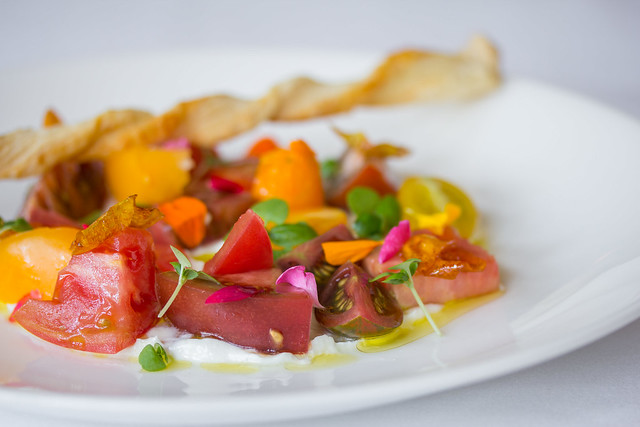 New Summer Dishes at Auberge du Pommier