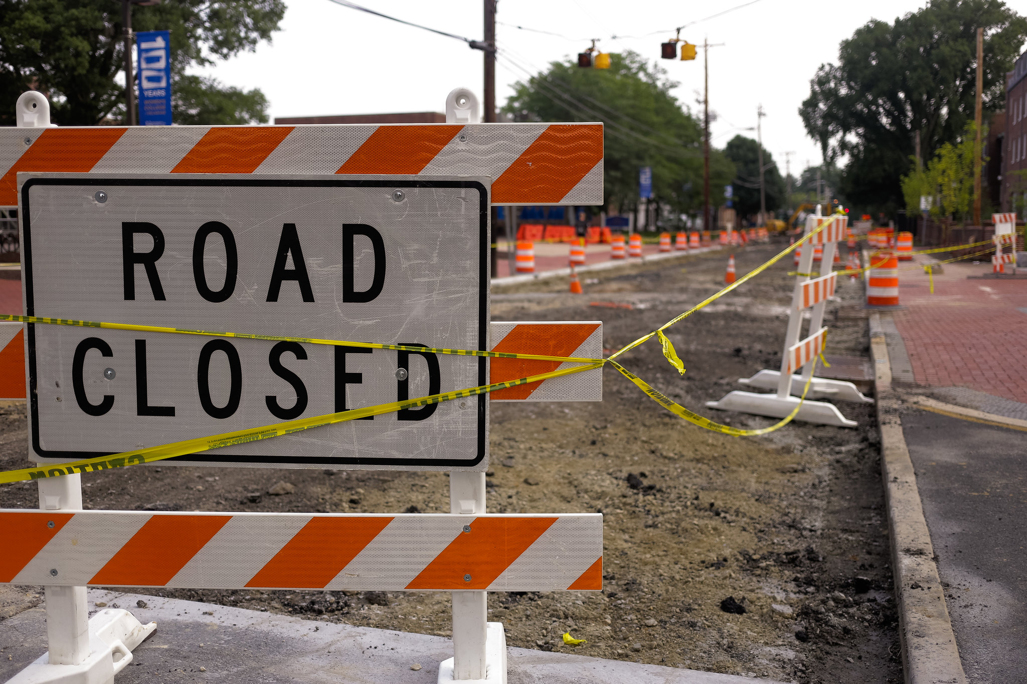 DelDOT hosts workshop to update residents on Main Street construction