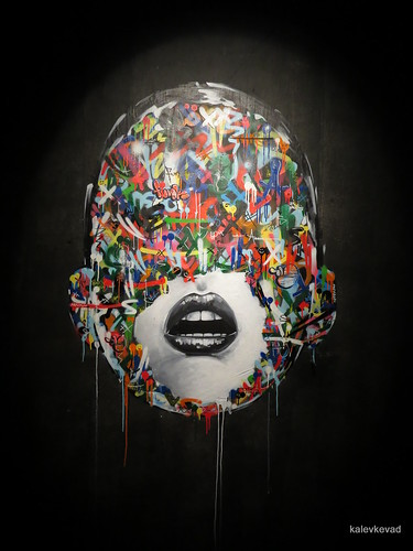 Artwork by Sandra Chevrier + Martin Whatson