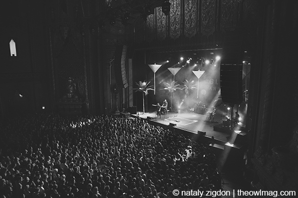 Glass Animals @ Fox Theater, Oakland 9/19/15