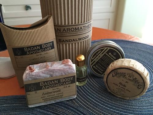 Badanbody products
